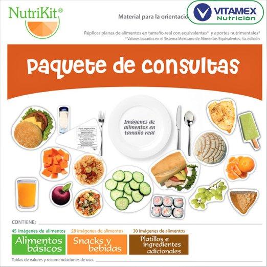 NUTRIKIT CONSULTAS